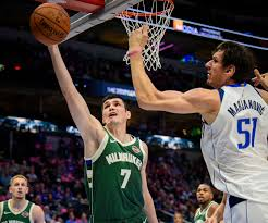 Ersan Ilyasova has excelled in Bucks this fall