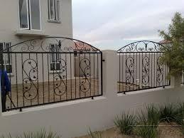 Fence Design Fence Design Wrought Iron Fences Modern Fence Design