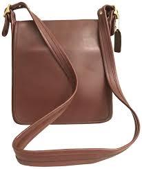 flap vintage 9144 brown gold leather