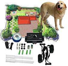 Amazon Com New Underground Electric Dog Pet Fencing Fence Shock Collar By Rujjshop Pet Supplies