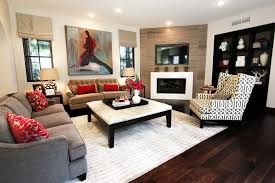 living room contemporary living