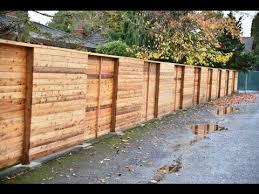 Japanese Style Fence Youtube