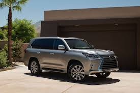 2019 lexus lx 570 revives body on frame suv