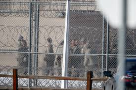 National Prison Lockdown ...