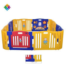 China Baby Play Area Safety Outdoor Children Play Fence Factory And Manufacturers Xihe