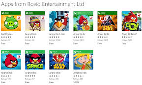 Deal: Download All Angry Birds Titles For Free From Windows Phone ...