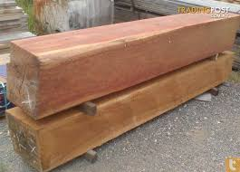 Hardwood Feature Fence Posts