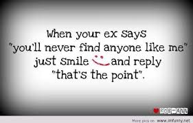 quotes about ex