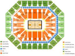 seating chart talking stick resort arena