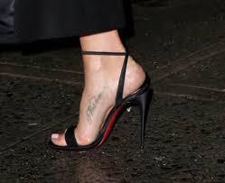 Tatuaz Na Stopie