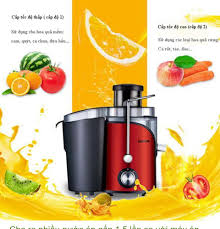 Máy ép rau củ quả - Máy ép chậm - máy ép nước - Ép trái cây