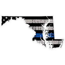 Amazon Com Michigan State U23 Thin Blue Line Vinyl Yeti Tumbler Decal Sticker Laptop Netbook Automotive