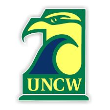 Unc Wilmington Seahawks D Die Cut Decal 4 Sizes 4546