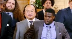 "Aaron Takahashi in the New Kevin Hart Film ""The Wedding Ringer ..."
