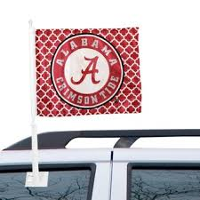 Alabama Crimson Tide Car Decor Car Magnets Stickers College Basketball Store