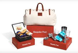 get a free bespoke post box 45 value