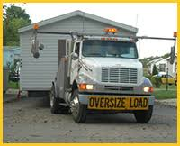 mobile home transport services hh