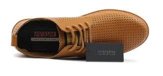 handmade mens perforated shoes men