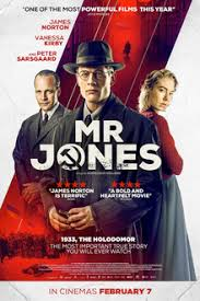 Mr Jones (2019 film) - Wikipedia