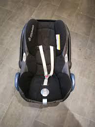 maxi cosi car seat cosi toes and base