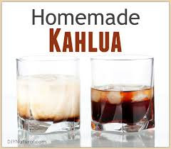 homemade kahlua great as a gift and