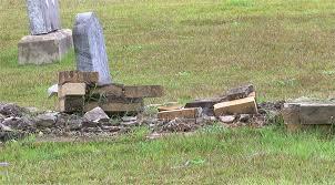 Cordova police arrest suspect in cemetery vandalism