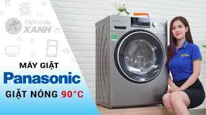 Máy giặt Panasonic: giặt nước nóng, giặt nhanh 49 phút (NA ...