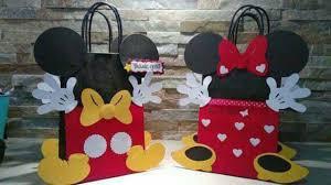 Dulceros Economicos De Mickey Mouse Para Fiestas