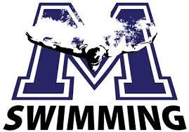 Montclair High School Swim Team Logo Oliner Graphics Swim Team Swim Team Shirts Design Swim Team Quotes