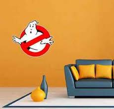 Ghostbusters Movie Room Wall Garage Decor Sticker Decal 22 X22 619537857904 Ebay