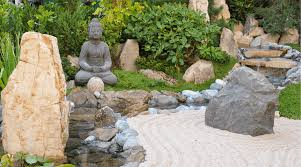 super easy dry creek landscaping ideas