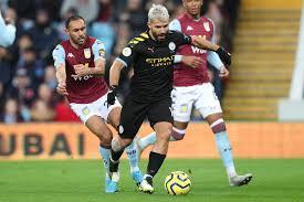 Sergio Aguero Breaks 2 EPL Records as Manchester City Crush Aston ...