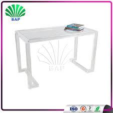 acrylic salon table gl coffee table