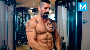 boyka workout for undisputed scott