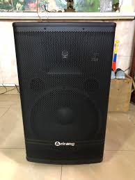 Bán Loa kéo karaoke Arirang MK-36 600W mới 99% fullbox. - 5.000.000đ