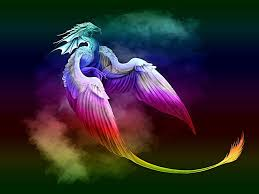 rainbow dragon wallpapers top free