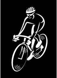 A Personal Favorite From My Etsy Shop Https Www Etsy Com Listing 463812262 Cyclist Decal Car Decal Auto Vehicle Usmc Decal Bike Rider Car Decals
