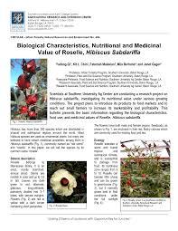 pdf biological characteristics