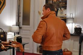 chapal paris leather jacket part 1