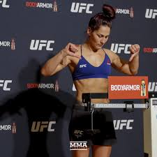 Jessica Eye opens up about recent weigh-in issues, struggles - MMA Fighting