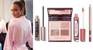 charlotte tilbury is lead makeup artist