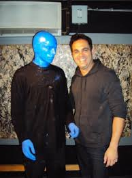 blue man group new york city 2020