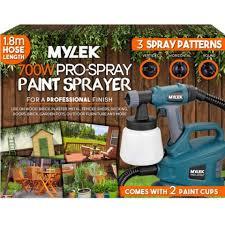 Mylek 700w Paint Sprayer Kit Mylek