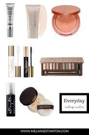 my everyday makeup routine melanie