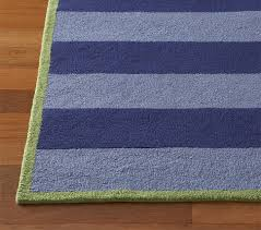 Boys Rugby Striped Rug Patterned Rugs Pottery Barn Kids