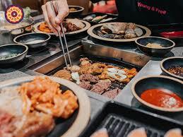 halal korean buffet in klang valley