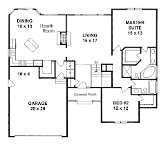 house plans for 1500 sq ft bungalow