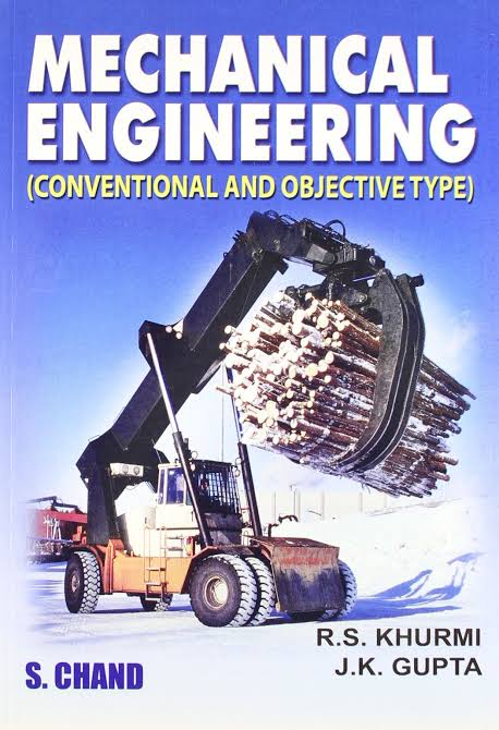 Mechanical Engineering: Objective Type Question by R. S. Khurmi Joyeeta Gupta  Download