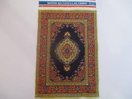 m rectangle area rug carpet m rct 210