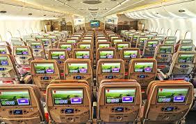 airbus a380 800 emirates economy cl